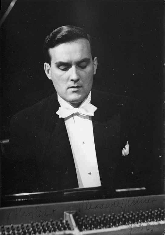 Alexander Jenner - Pianist