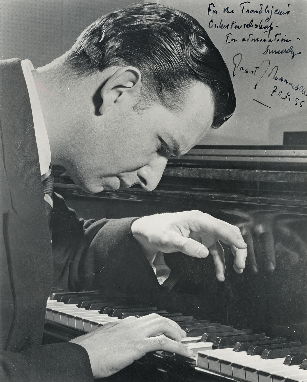 Grant Johannesen - Pianist