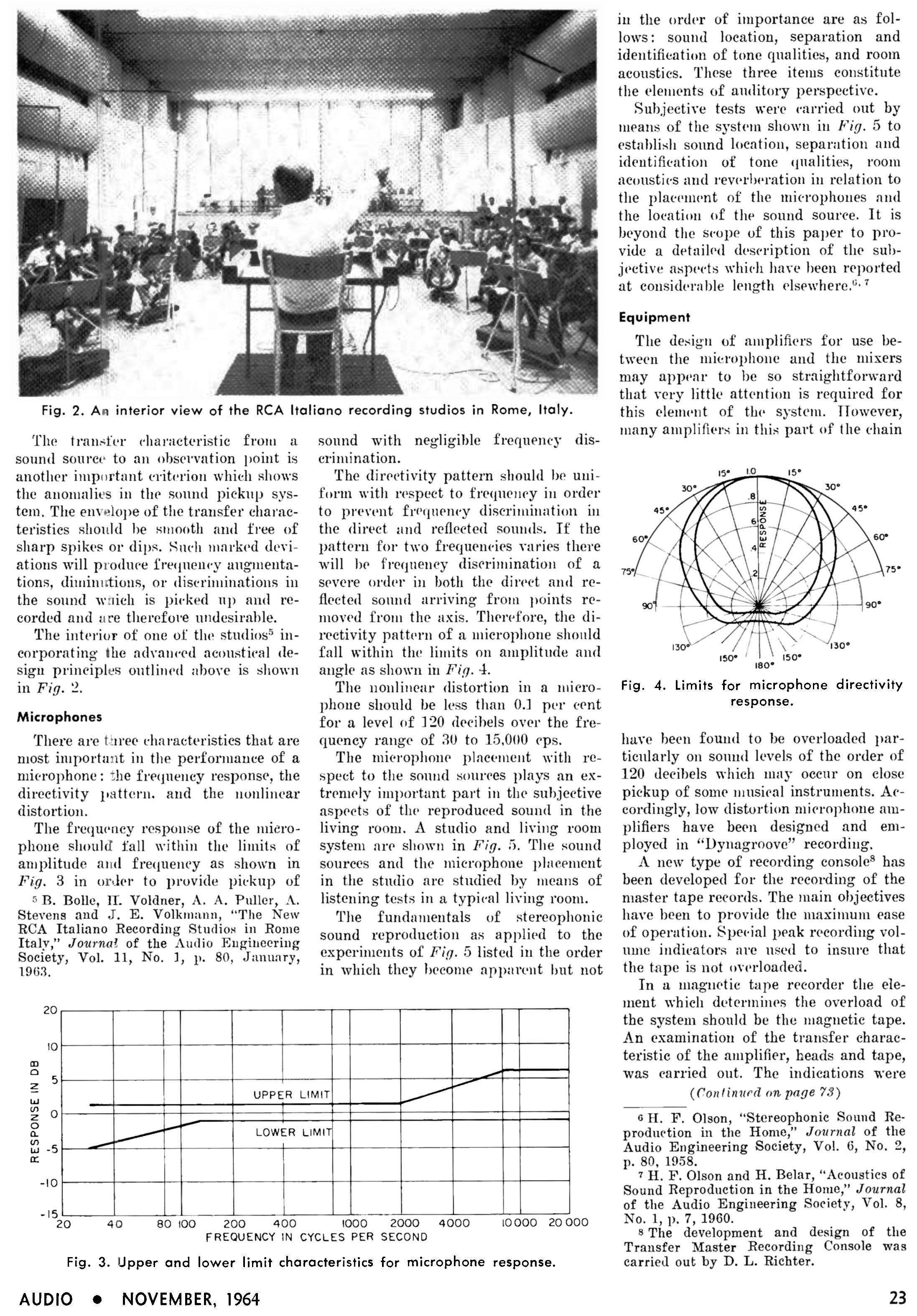 Audio-1964-11 25